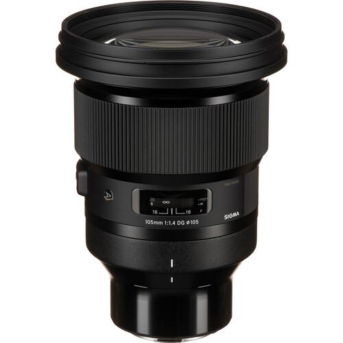 Sigma 105mm f/1.4 DG HSM Art Lens for Leica L