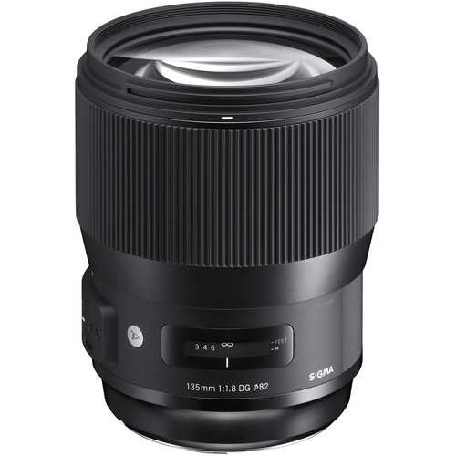 Sigma 135mm f/1.8 DG HSM Art Lens for Sigma SA