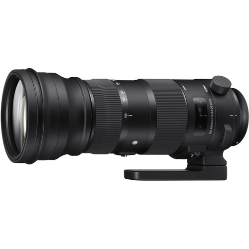 Sigma 150-600mm f/5-6.3 DG OS HSM Sports Lens for Nikon F