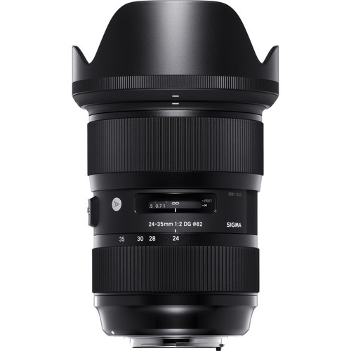 Sigma 24-35mm f/2 DG HSM Art Lens for Sigma SA