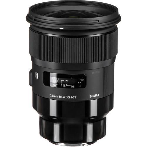 Sigma 24mm f/1.4 DG HSM Art Lens for Leica L