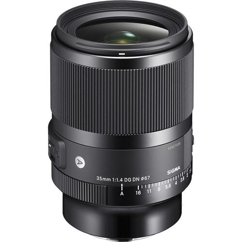Sigma 35mm f/1.4 DG DN Art Lens for Leica L