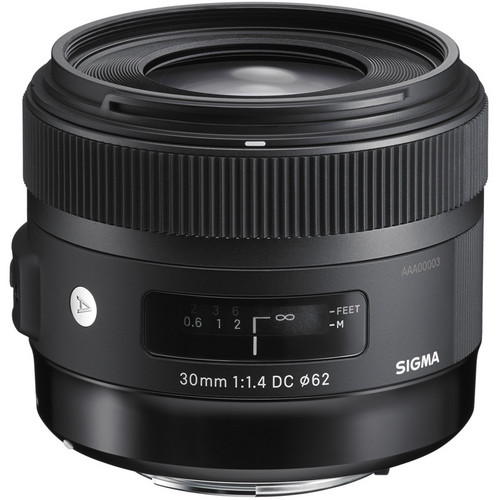 Sigma 30mm f/1.4 DC HSM Art Lens for Sigma