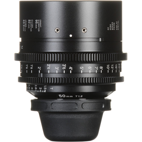 Sigma 50mm T1.5 FF High-Speed Prime (EF Mount)