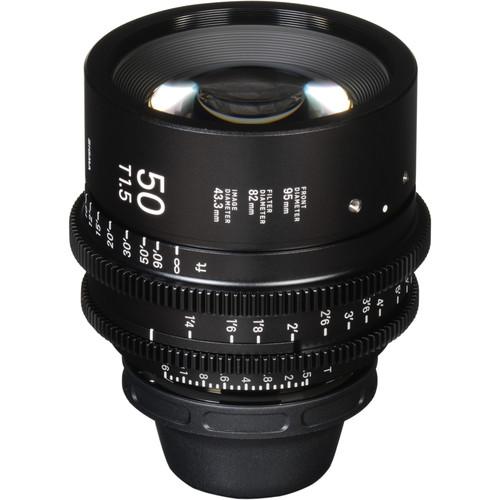 Sigma 50mm T1.5 FF F/AP (Metric)