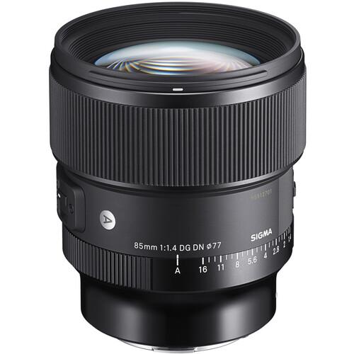 Sigma 85mm f/1.4 DG DN Art Lens for Leica L