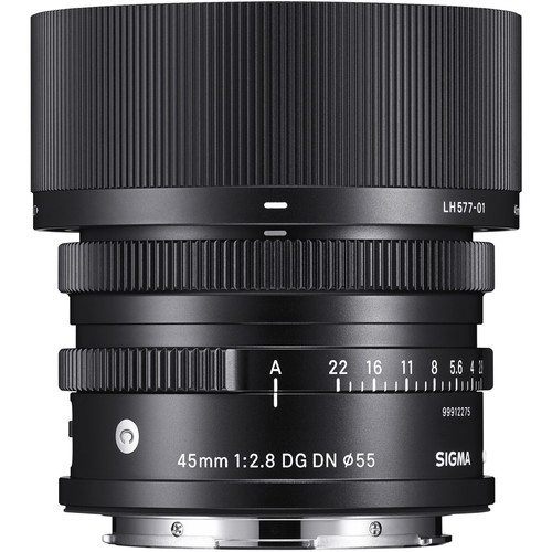 Sigma 45mm f/2.8 DG DN Contemporary Lens for Leica L