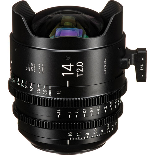 Sigma 14mm T2 FF High-Speed Prime (EF Mount)
