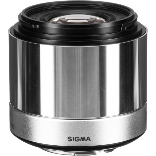 Sigma 60mm f/2.8 DN Lens for Micro Four Thirds Mount Cameras (Silver)