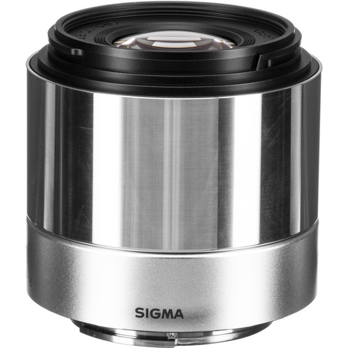 Sigma 60mm f/2.8 DN Art Lens for Sony E (Silver)