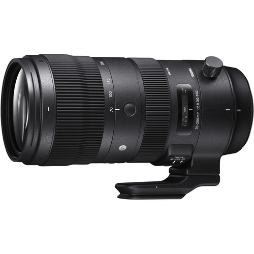 Sigma 70-200mm f/2.8 DG OS HSM Sports Lens for Sigma SA