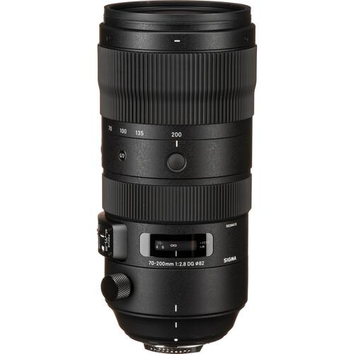 Sigma 70-200mm f/2.8 DG OS HSM Sports Lens for Nikon F