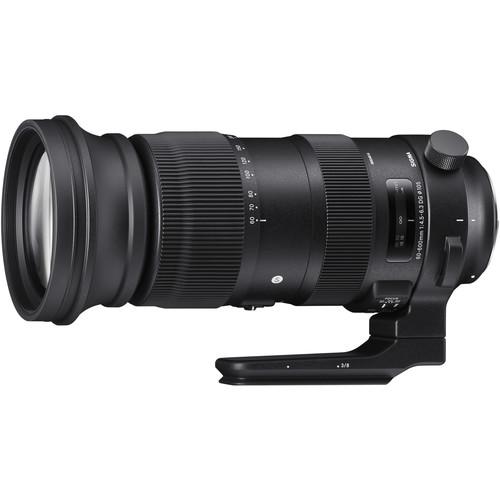 Sigma 60-600mm f/4.5-6.3 DG OS HSM Sports Lens for Sigma SA