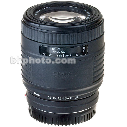 Sigma Zoom Telephoto 70-210mm f/4-5.6 UC Autofocus Lens for Minolta Maxxum