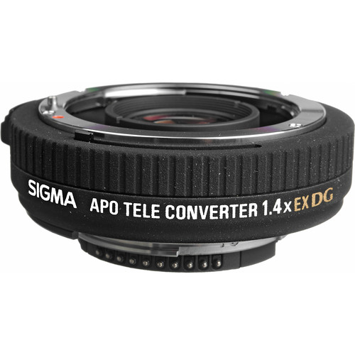 Sigma APO Teleconverter 1.4x EX DG for Nikon F