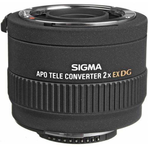 Sigma APO Teleconverter 2x EX DG for Nikon F
