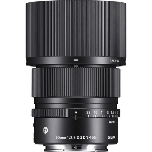 Sigma 90mm f/2.8 DG DN Contemporary Lens for Sony E