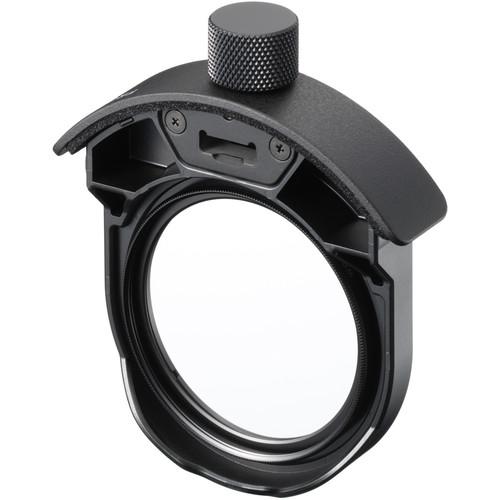 Sigma Filter Holder with A00531 46mm Normal Rear UV Filter