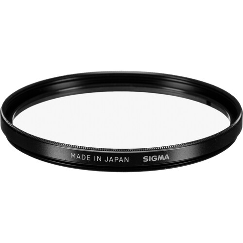 Sigma 58mm WR (Water Repellent) Protector Filter