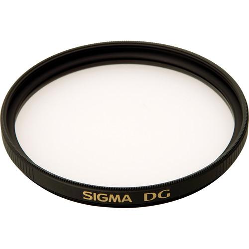 Sigma 62mm Multi-Coated DG UV Filter