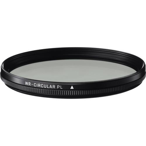 Sigma 62mm WR (Water Repellent) Circular Polarizer Filter