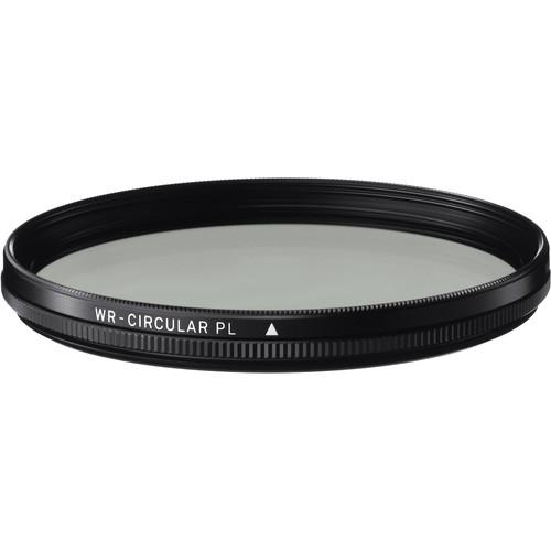 Sigma 67mm WR (Water Repellent) Circular Polarizer Filter