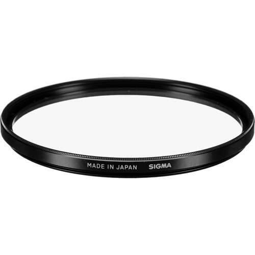 Sigma 72mm WR (Water Repellent) Protector Filter