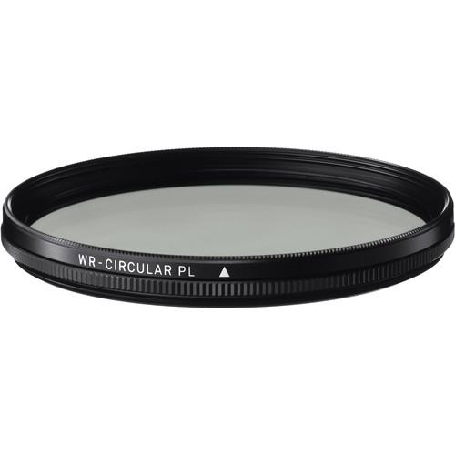 Sigma 77mm WR (Water Repellent) Circular Polarizer Filter