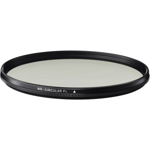 Sigma 82mm WR (Water Repellent) Circular Polarizer Filter