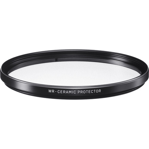 Sigma 82mm WR Ceramic Protector Filter