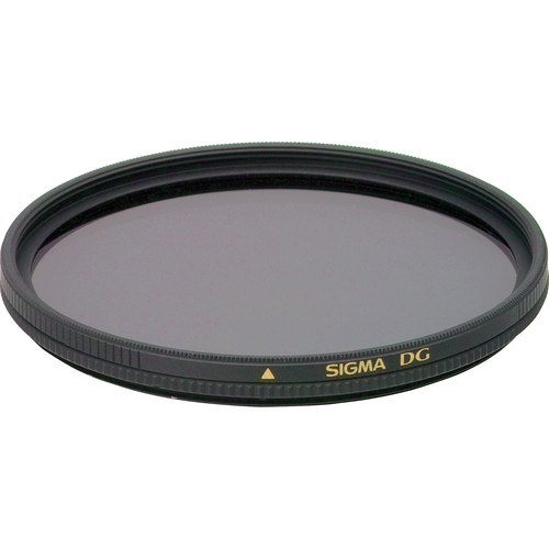 Sigma 86mm DG Single-Layer Coated Circular Polarizer Filter