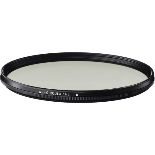 Sigma 86mm WR (Water Repellent) Circular Polarizer Filter