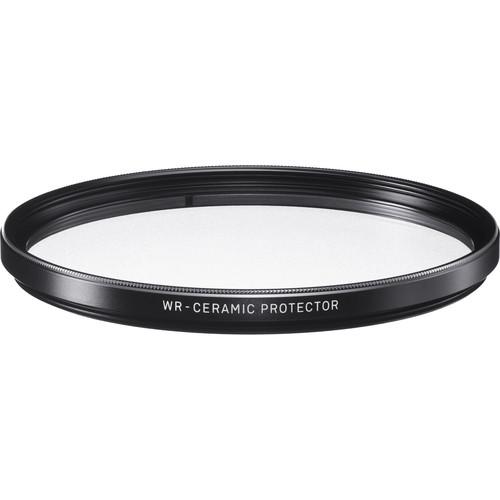 Sigma 86mm WR Ceramic Protector Filter