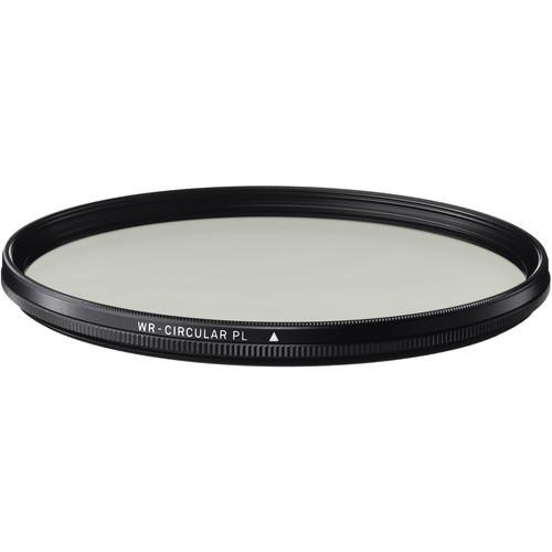 Sigma 95mm WR (Water Repellent) Circular Polarizer Filter