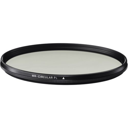 Sigma 95mm WR (Water Repellent) Circular Polarizer Filter