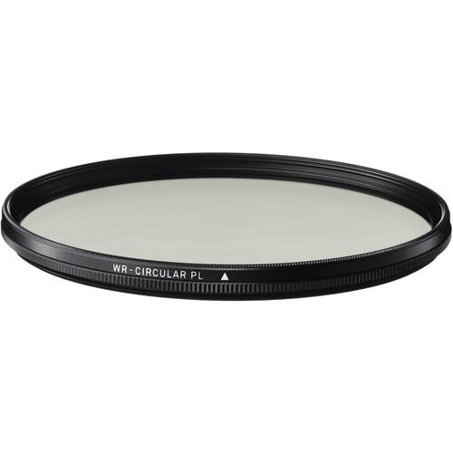 Sigma 105mm WR (Water Repellent) Circular Polarizer Filter
