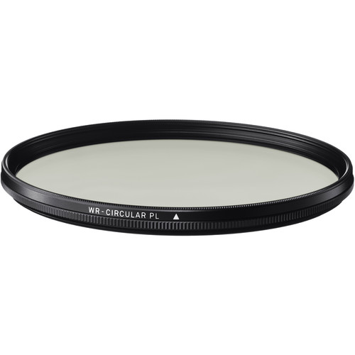 Sigma 105mm WR (Water Repellent) Circular Polarizer Filter