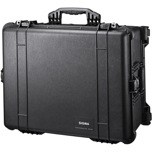 Sigma PMC-002 Hard Case for 5x FF High Speed Prime Cine Lenses