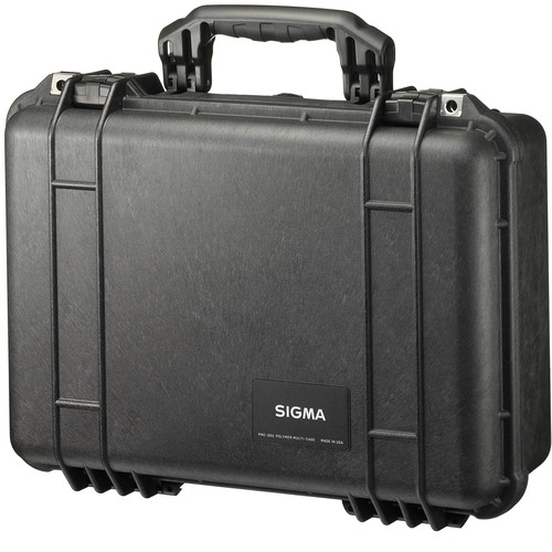 Sigma Polymer Multi-Case for 14mm and 135mm Cine Kit