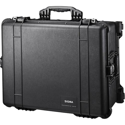 Sigma Polymer PMC-005 Multi-Case F/14mm, 28mm, 40mm, 105mm  135mm  Cine Lenses