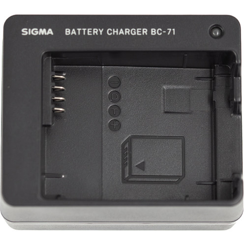 Sigma BC-71 Battery Charger