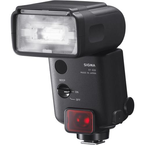 Sigma EF-630 Electronic Flash for Sigma Cameras