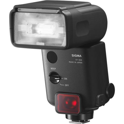 Sigma EF-630 Electronic Flash for Nikon Cameras