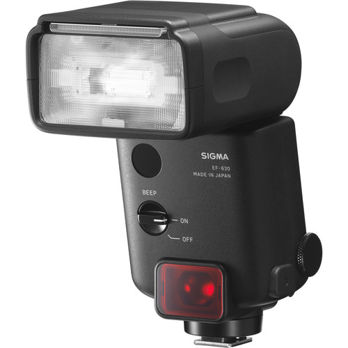 Sigma EF-630 Electronic Flash for Nikon Cameras