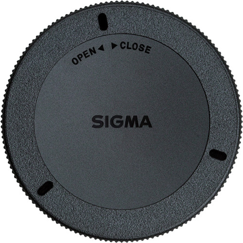 Sigma Rear Cap For FT-1201 Conversion Lens