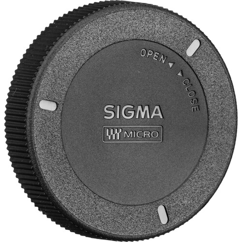 Sigma Rear Cap LCR II for Micro 4/3 Mount Lenses