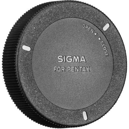 Sigma Rear Cap LCR II for Pentax K Mount Lenses