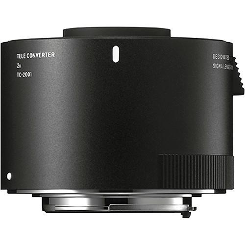 Sigma TC-2001 2x Teleconverter for Sigma SA