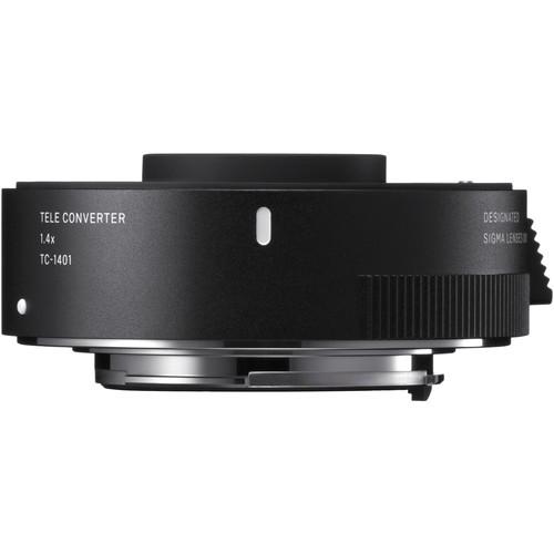 Sigma TC-1401 1.4x Teleconverter for Sigma SA