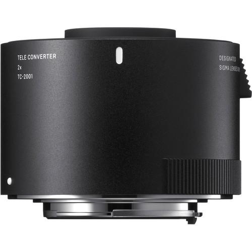 Sigma TC-2001 2x Teleconverter - Nikon F
